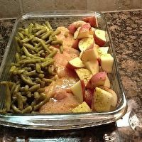 Chicken,+Green+Beans,+and+Potatoes+by+Pinterest