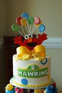 Elmo Cake Topper Designs : 2014 Cake Designs Ideas