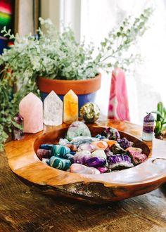 Teak Wood Bowl ★❤★ Trending • Fashion • DIY • Food • Decor • Lifestyle • Beauty • Pinspiration ✨ @Concierge101.com