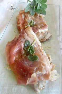 Saltimbocca alla romana,ricetta secondo piatto