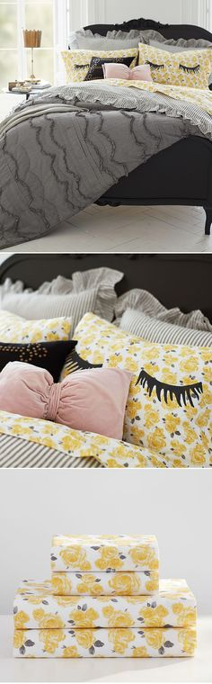 Emily + Meritt Girls Bedding Collection