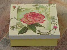 caixas decoradas - Pesquisa Google