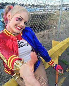 """Harley Quinn, nice to meetcha!""  - - - #harleyquinn #harleenquinzel…"