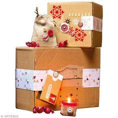 ¡Los paquetes regalo de Navidad son un paso muy importante en las fiestas de fin de año! Un paquete regalo reciclado y personalizado será ideal para ayudarte a ahorrar un poquito.