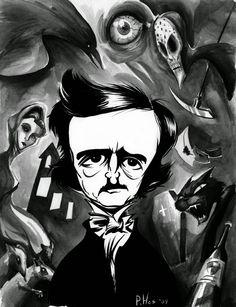 Poe's Club - O blog brasileiro mais completo sobre Edgar Allan Poe: Poe's World