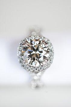 Diamond Engagement Ring!