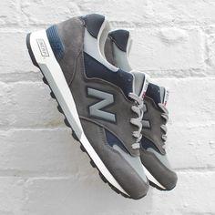 New Balance '577' - Grey / Navy - M577GNA - £84.99