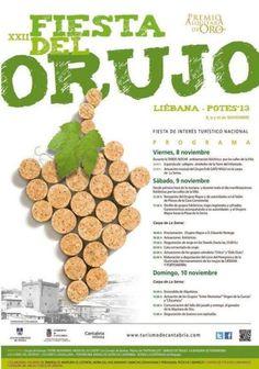 Fiesta del Orujo  #Cantabria #Spain