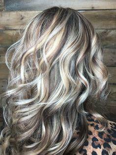 27 Most Popular Hair Color 2018 Hair Color 2018, Hair Color And Cut, Hair 2018, Blonde Fall Hair Color, Fall Hair Highlights, 2018 Hair Color Trends, Hair Colour, Black Cherry Hair, Love Hair