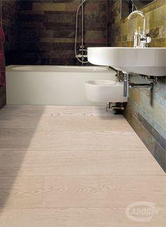 WOODEN FLOORS - White oil effect - LIGHT TONE WOOD FLOOR / PAVIMENTO IN LEGNO - Effetto olio bianco - PARQUET TONO CHIARO #cadorin oak wood flooring