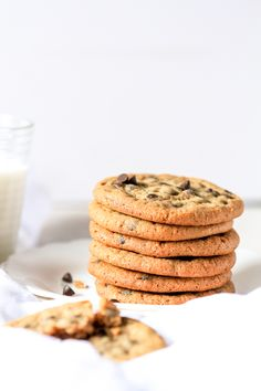 ... chocolate chip cookies ...