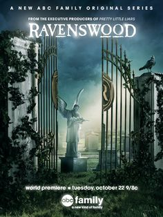 Ravenswood is an American teen drama mystery-thriller television series created by I. Marlene King, Oliver Goldstick and Joseph Dougherty. A spin-off of Pretty Little Liars, ABC Family green lit the series on March Nicole Gale Anderson, Tyler Blackburn, Prison Break, Pll, Watch Pretty Little Liars, Game Of Thrones, Horrible Histories, Creeped Out, Entertainment