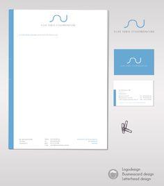 Logo Design :: Stationary :: Business Card Design :: customer: tax consultant :: Designer: Werbeagentur KOPFNUSS
