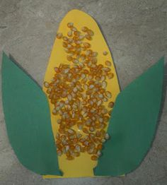 Corn Craft for Farming theme