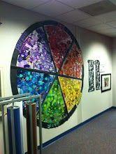 #colorwheel #bulletinboard #collaborate