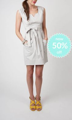 Terry Dress now 50%off!