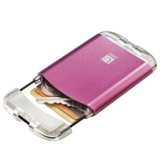Bungee Card Case   It's Awesome