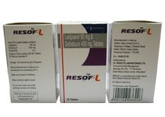 Get #Ledipasvir #Sofosbuvir Tablets marketed and distributed by Dr. Reddy's Laboratories Limited. Get #Resof L Tablets price which containing the same contents i.e., 90 mg Ledipasvir and 400 mg Sofosbuvir in each tablets under the packaging of 28 tablets in each pack. Dr. Reddy's India Ledipasvir Sofosbuvir Tablets highly recommended drug for the treatment of hepatitis C. Resof-L Tablets is approved for people with #genotype 1 hepatitis C virus (