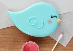 Valentine's Day Bird Cookies                                                                                                                                                                                 More