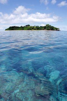 #Sipadan Island, Malaysia.