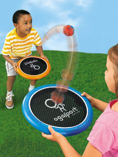 Bounce & Play Hand Trampolines