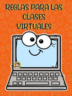 School Hallway Decorations, Transitional Kindergarten, Preschool Writing, Preschool Activities, Technology Lessons, Virtual Class, School Clipart, Online Classroom, School Items