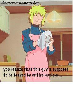 Minato... That makes me wanna cri.