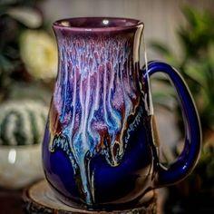Glazes For Pottery, Pottery Mugs, Pottery Bowls, Ceramic Pottery, Pottery Ideas, Ceramics Projects, Clay Projects, Ceramic Bowls, Ceramic Art