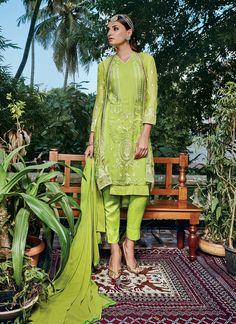 http://www.sareesaga.in/index.php?route=product/product&product_id=25439 Work:Embroidered Resham Work LaceStyle:Pant Style Suit Shipping Time:10 to 12 DaysOccasion:Party Festival Fabric:GeorgetteColour:Green For Inquiry Or Any Query Related To Product, Contact :- +91-9825192886, +91-7405449283