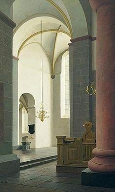 De Pieterskerk in Utrecht 1993 Henk Helmantel.