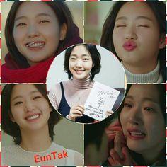 Kim Go Eun! Love her in Goblin as Ji Eun Tak
