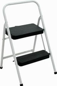 Luxury Cosco Folding Steel Step Stool 2 Step