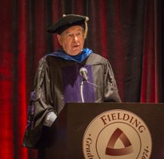 Fielding Awards Honorary Degree to Michael B. Goldstein, JD