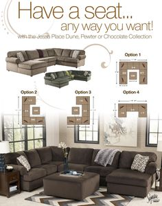 Signature Design By Ashley Jessa Place   Dune Casual Sectional Sofa With  Right Chaise   Pilgrim Furniture City   Sofa Sectional Hartford,  Bridgeport, ...