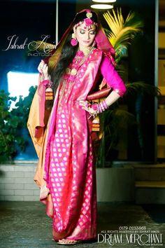 Bangladeshi bride#gaye holud