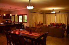 Swaziland's Premier Golf Estate- A gorgeous residential golf estate set in pristine Swazi bushveld. Golf Estate, Luxury Villa, Open Plan, Table, Furniture, Home Decor, Luxury Condo, Decoration Home, Room Decor