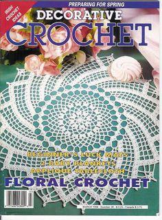 Decorative Crochet Magazines 26 - Gitte Andersen - Picasa Web Albums