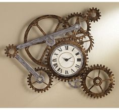 gearhead Vintage clock expensive time days years forever love clocks clock addiction my hobby