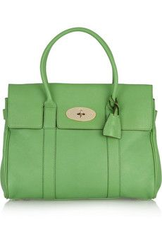 Mulberry: Bayswater leather bag