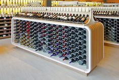 Retail Design | Wine Store | BWS | Liquor Store |