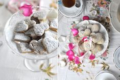 Rosewater shortbread recipe from Fisher & Paykel Social Kitchen