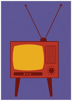 old television 2