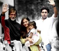 'Haven't met Aaradhya since morning, will see her now' - Amitabh Bachchan | PINKVILLA