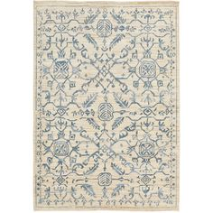 """Classic Wool Rug 5'6""""x8'6"""" (538.915 HUF) ❤ liked on Polyvore featuring home, rugs, carpets, beige rugs, contemporary modern area rugs, ivory rugs, cream rug and ivory area rugs"""