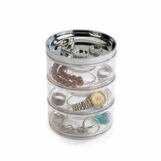 Organisateur de bijoux - chrome  28.90 sur thisga