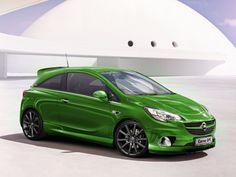 2015 Opel Corsa OPC walpapers