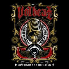 Volbeat. It is rare for me to discover new (or just new to me) music and get so quickly obsessed!