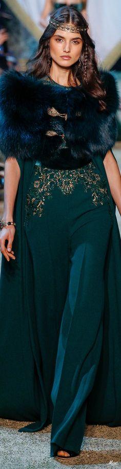 Fall 2017 Haute Couture Elie Saab