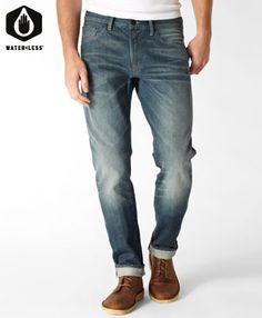 "Levi's Selvedge Goods Matchstick Jeans in ""Keepsake"" wash. Nice Spring jeans, amazing fit - $148"