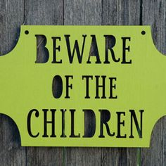 Need this on my class door, at home too!!